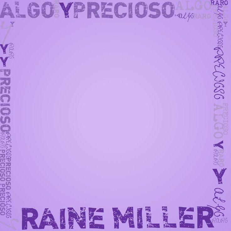 Algo raro y precioso por Raine Miller 25 de julio 2014