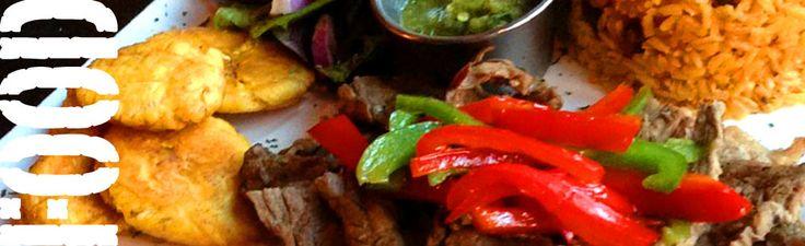 Food at Camaradas El Barrio