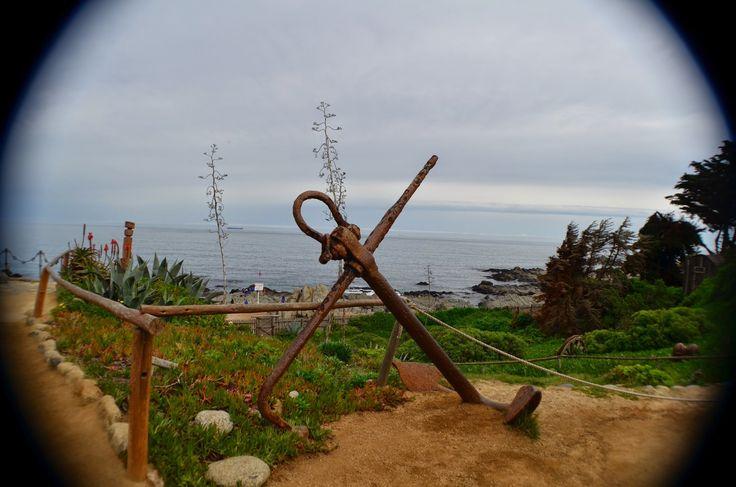 Isla Negra, Chile.