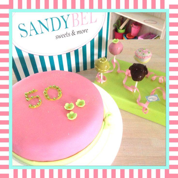 Trend Eine kleine Aufmerksamkeit zum Geburtstag cakepops sandybel geburtstag kuchen f rth