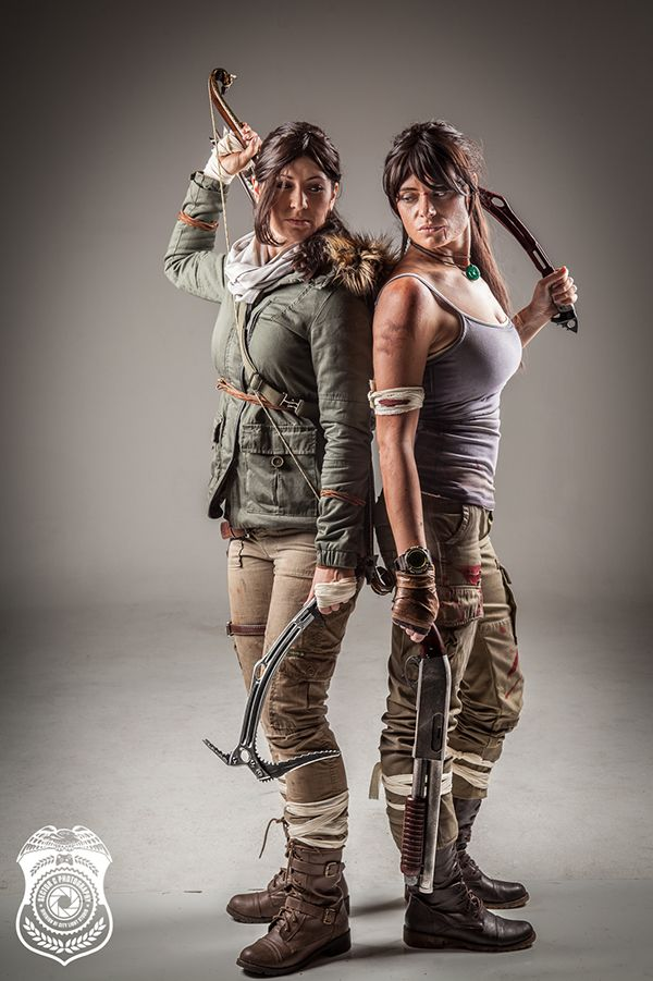 "Impressive ""Rise of the Tomb Raider"" Lara Croft Photo Shoot [Cosplay]"
