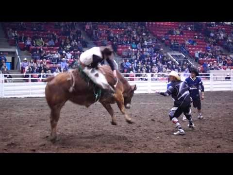 Here's a peak at what you would see of me at the rodeo! http://www.youtube.com/watch?v=tELn394H9F8