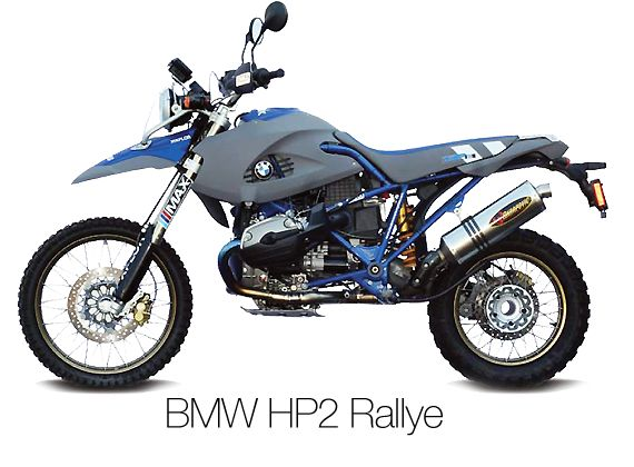 MAX BMW HP2 Rallye