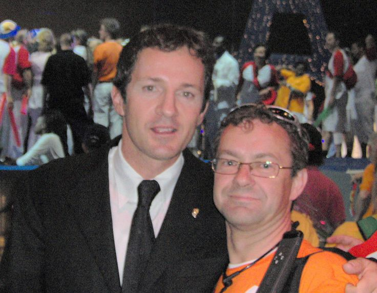 With Rolf Kipp No1 of the world - 2006. Nice-Cannes