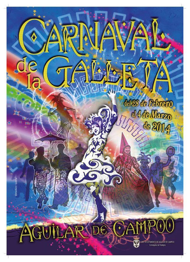 Carnaval de la Galleta en Aguilar de Campoo