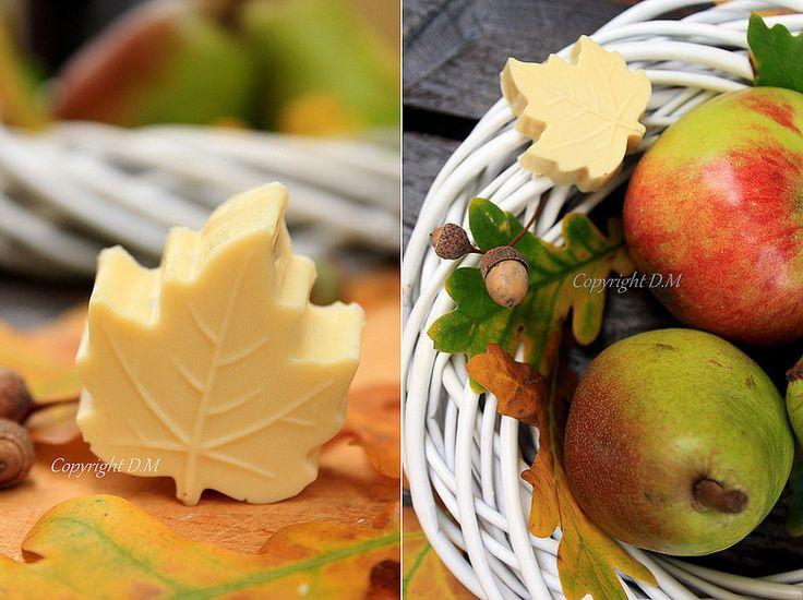 Pear - Apple Pralines