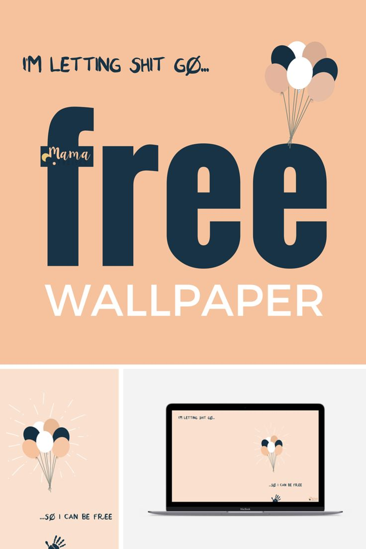 MamaProject - free cute  inspirational wallpaper