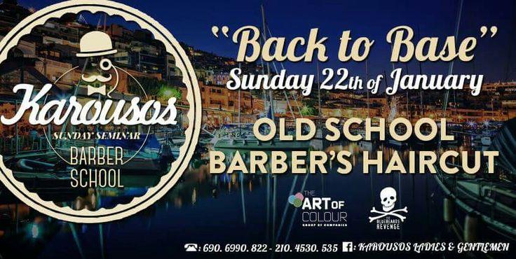 #karousos #barber #sundayseminar #oldschool #razorfated #barber_training