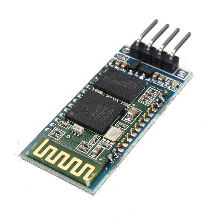 Geekcreit® HC-06 Wireless Bluetooth Transceiver RF Main Module Serial For Arduino