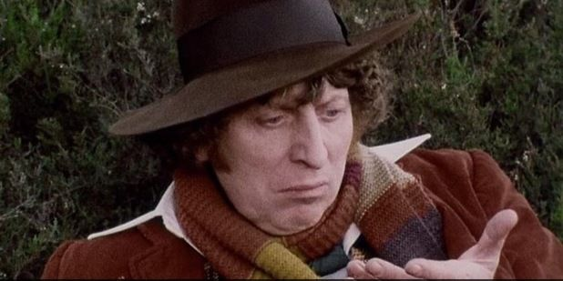 "Tom Baker remembers classic Doctor Who: ""Probably I stayed on too ..."