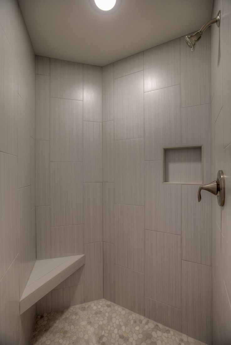 1000 Ideas About Pebble Tile Shower On Pinterest