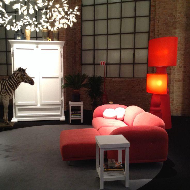 Moooi - Milano Design Week 2014