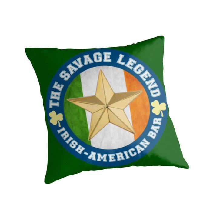 TSLB Star on Flag in Halo Logo by SavageLegendBar