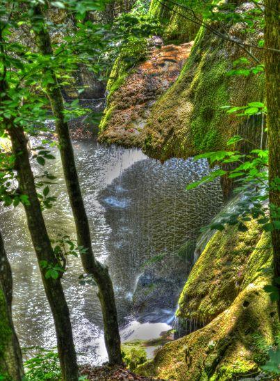 Bigar Waterfall in Nera Gorge , Romania , www.romaniasfriends.com