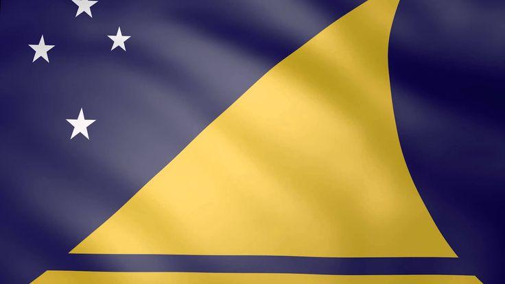 Tokelau Animated Flag