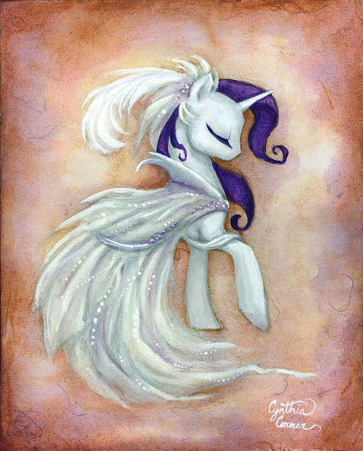 Rarity by dracontiar.deviantart.com on @deviantART