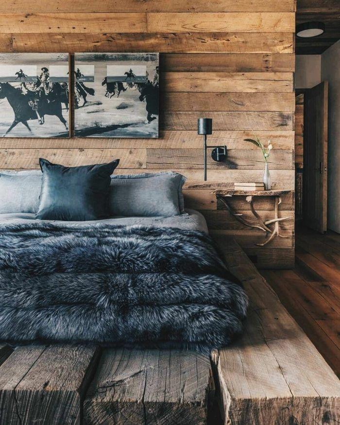 1001 Idees Rechauffantes De Deco Chambre Cocooning Chambre A