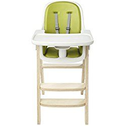 OXO Tot Sprout High Chair, Green/Birch