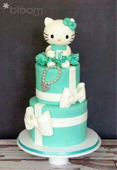 14 best Hello Kitty Cake images on Pinterest
