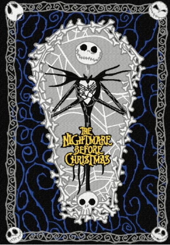 Photo of The Nightmare Before Christmas Jack Skellington