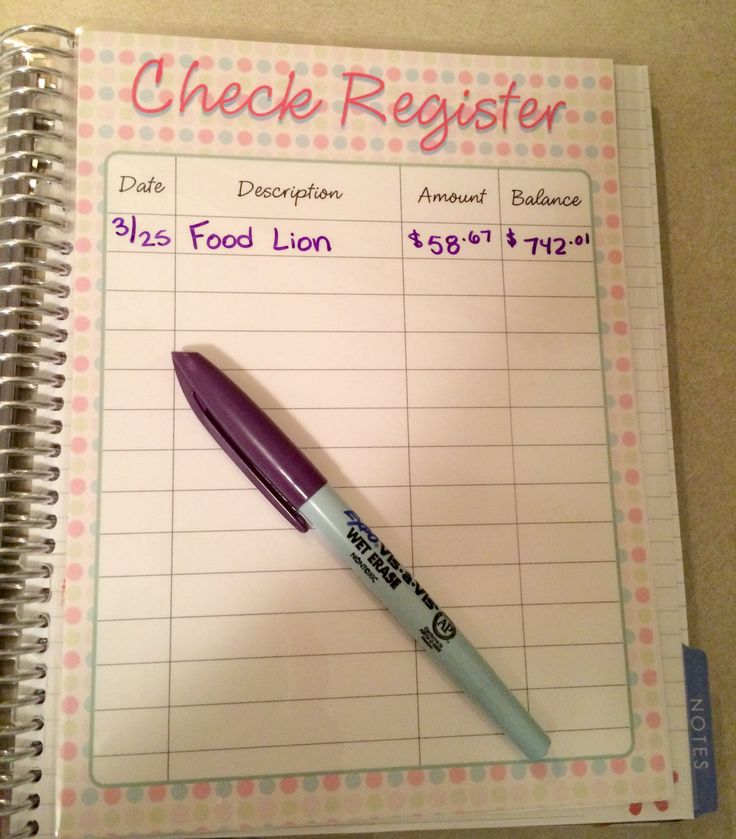 Best 25+ Check register ideas on Pinterest Printable check - check registers