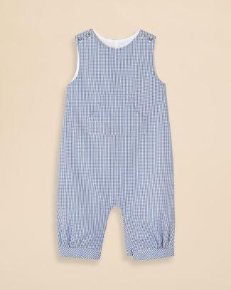 Jacadi Infant Boys' Gingham Romper - Sizes 1-12 Months  Bloomingdale's