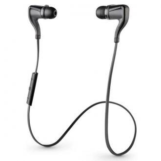 Plantronics BackBeat GO 2 to bezprzewodowe słuchawki zapewniające wysoką jakość dźwięku, wygodę użytkowania i prowadzenie rozmów telefonicznych w każdym momencie.   Pilot na kablu ułatwia odbieranie połączeń, przełączanie utworów, czy regulacje głośności Kompaktowy design i kabel odporny na skręcanie pozwalają na przechowywanie w kieszeni bez obaw Trzy rozmiary wkładek umożliwiają optymalne i wygodne dopasowanie słuchawek do użytkownika