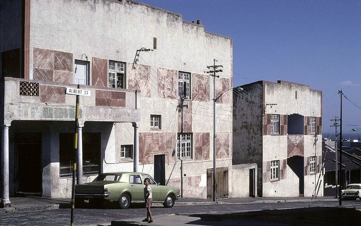 https://flic.kr/p/ngyyiA | Albert street, District Six, 1976.