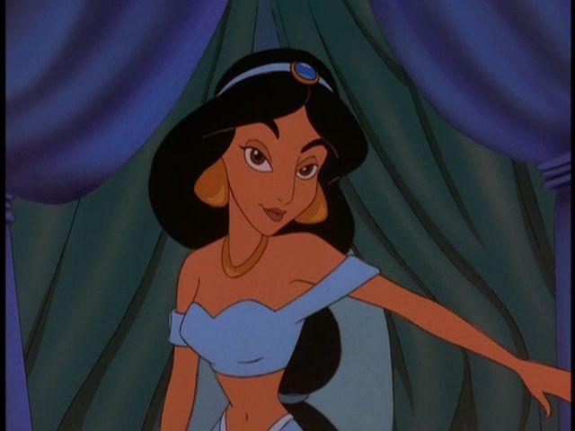 jasmine in the return of jafar jasmine pinterest