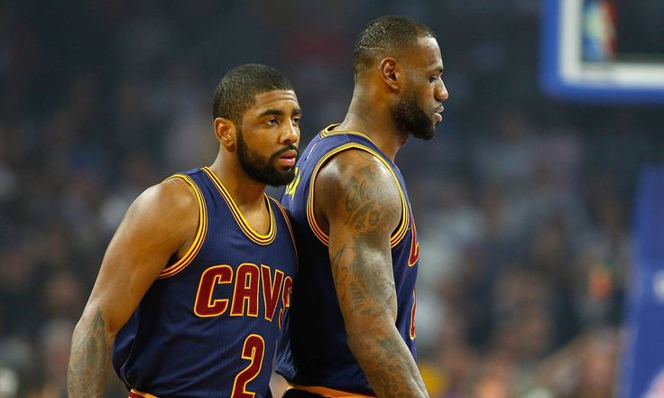 Irving notches 31 points as Cleveland advances to play either Atlanta or Boston – and the Cavs appear to be in better shape than they were in last year's playoffs