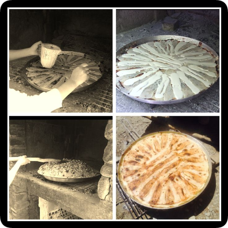 Fli (o Flija) piatto tipico del Kosovo. http://eslrecipesblog.wordpress.com/2011/04/14/flija-is-traditional-food-in-kosova-and-albania-it-is-pastry-and-tastes-so-good/