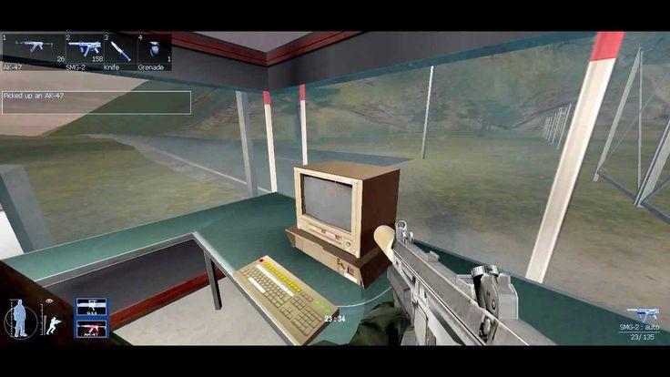 IGI 2 : Mission # 18 : Mission Control : Covert Strike