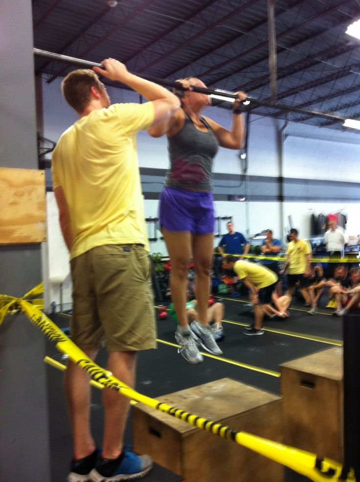 """Reasons to push yourself!! Paige Wolf: Why I'm Doing Festivus Games As An """"Intermediate"""""""