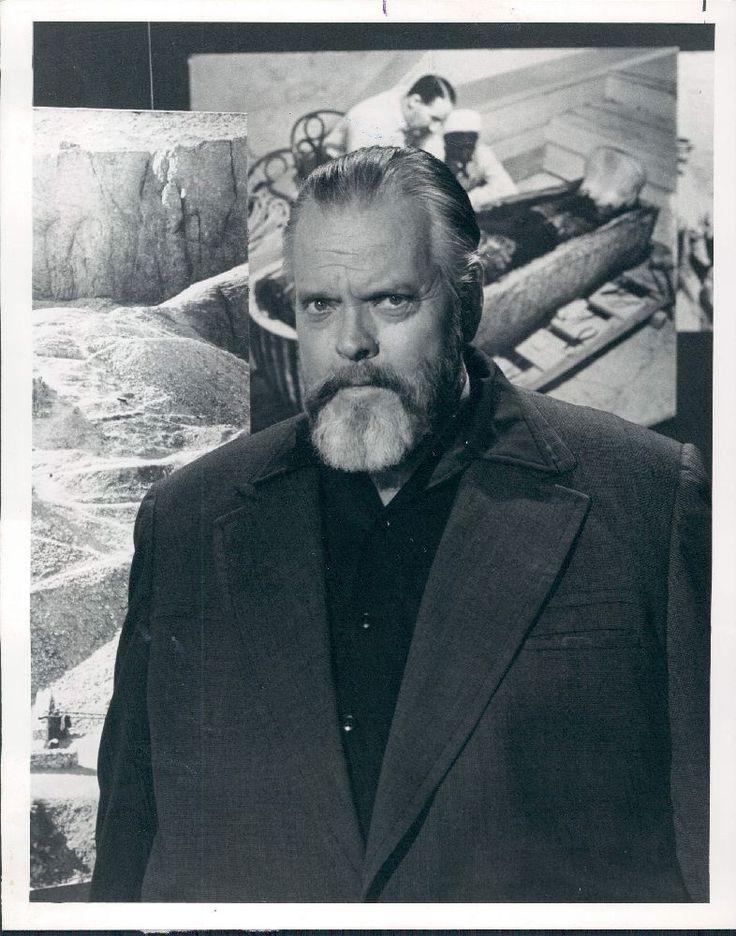 1977. Орсон Уэллс