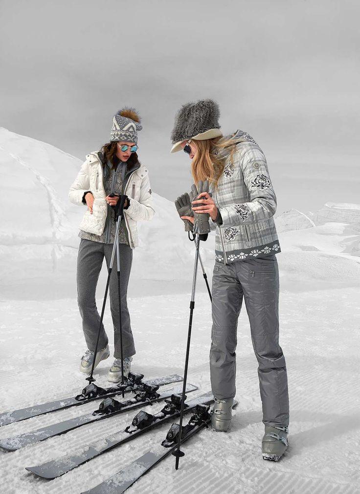 BOGNER Women Designer Ski Wear  
