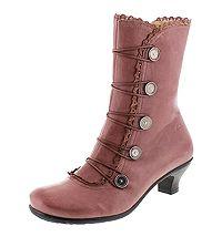 BRAKO BRK 881 Mistic 6335-rock-amatista Damen Rokoko Stiefel dunkles alt-rosa