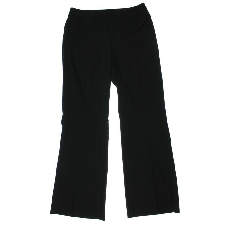 INC Womens Wide Leg Curvy Fit Dress Pants