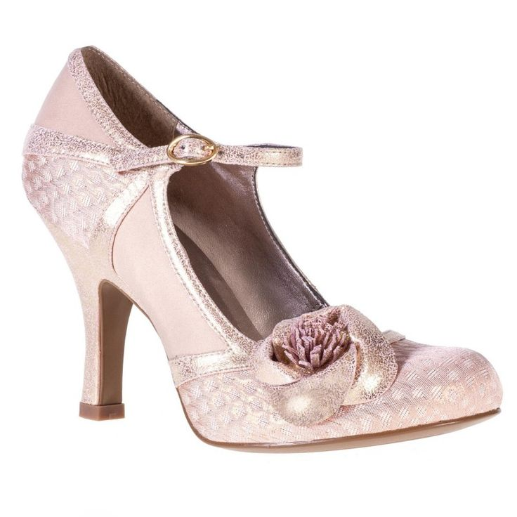 Ruby Shoo Belle Rose shoes - We're pretty certain mum would adore a pair of these!