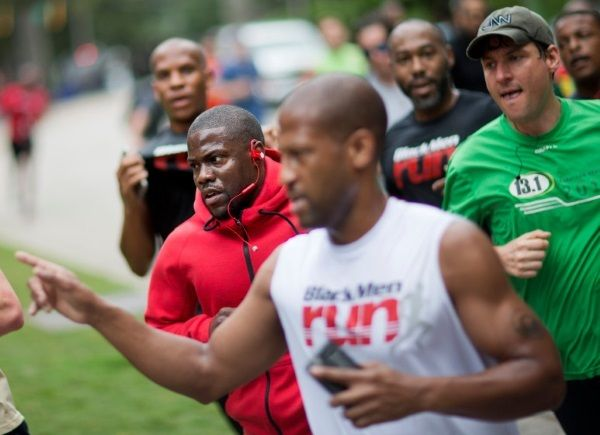 Kevin Hart Rallys His Fans For A Spontaneous 5K Run In Atlanta, Encourages Healthier Living