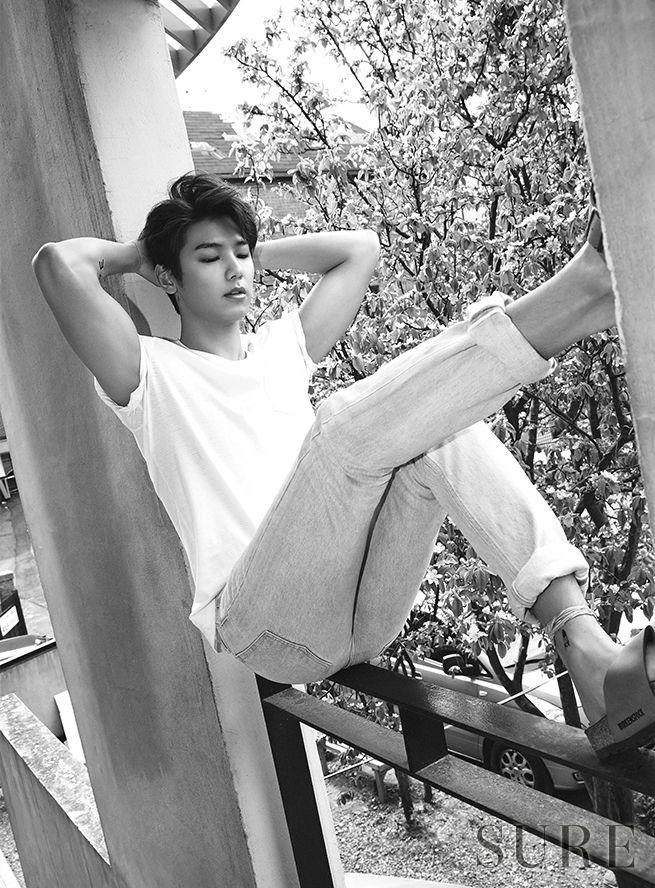 2015.06, SURE, CNBLUE, Kang Minhyuk