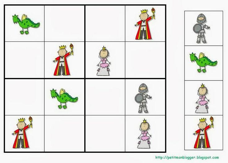 Sudoku Sant Jordi