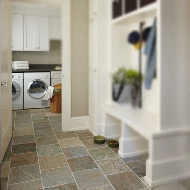 Laundry Room Floors Quartzite Floor Tile In Laundry Room Find The Floor Tile