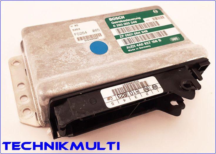Audi 100 C4 Getriebesteuergerät Getriebe CEZ quattro Automatik 4A0 927 156 B