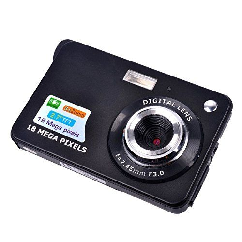 Digital Camera,Prodico 2.7 Inch TFT LCD Mini HD Digital Camera Video Camcorder http://cameras.henryhstevens.com/shop/digital-cameraprodico-2-7-inch-tft-lcd-mini-hd-digital-camera-video-camcorder/ https://images-na.ssl-images-amazon.com/images/I/51oaMWFk2mL.jpg