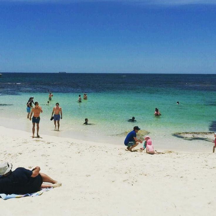 Il primo giorno dell' anno l'ho passato così... #rottnestisland#westaustralia#summer#beach#quokka#relax by frencivisco http://ift.tt/1L5GqLp