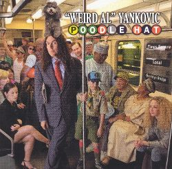 Listening to Poodle Hat by Weird Al Yankovic on Torch Music. Now available in the Google Play store for free.