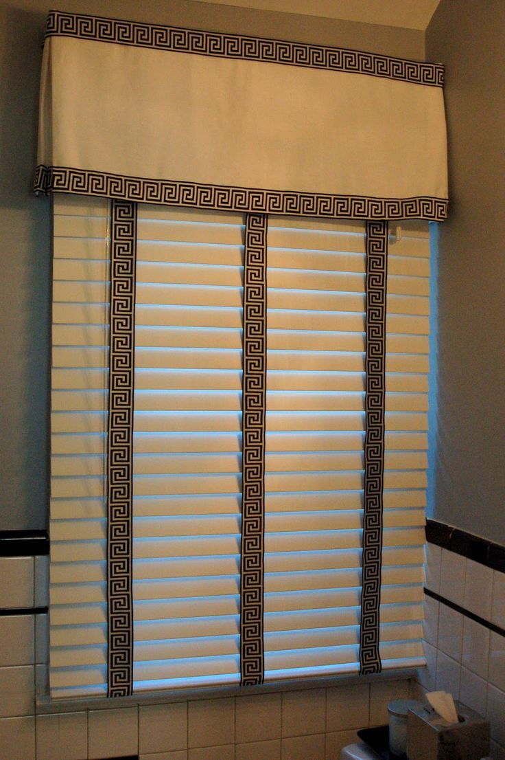 12 devonshire: DIY Ladder Tape Detail on Blinds--so going to do this instead of paying a bundle for cloth roman shades.
