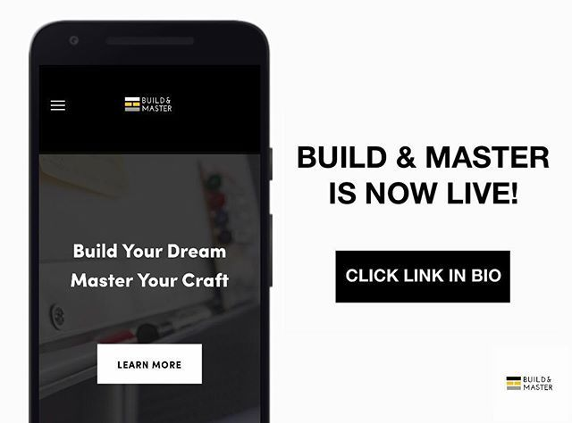 Education & Business are two things which are close to my heart. Hence why I pursued a career as an academic and started a fashion education website. But now I'm ready to tackle more! I'm so thrilled to share with you my new business @buildandmaster a learning platform for entrepreneurs and professionals. We will be providing mentoring, consultations, courses and online resources constructed and delivered by some of the UK's leading entrepreneurs and industry professionals. Founded by myself…