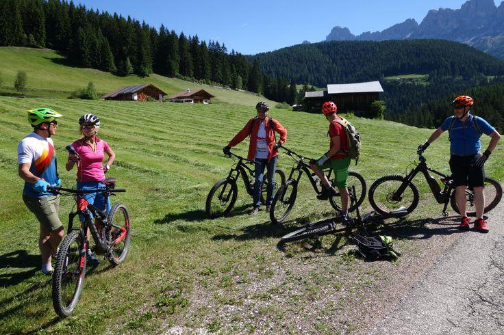 Bericht Rosadira Bike Festival http://wp.me/p2x69e-mfl #Biken #Italien #Klettern #Klettersteige #Südtirol #WandernTrekking #HotelsRegionen #ichliebeberge