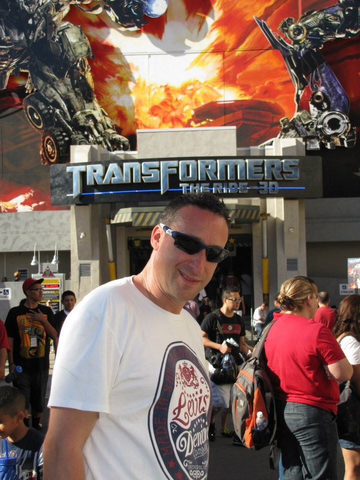 The newest most exciting ride in Universal Studios Hollywood